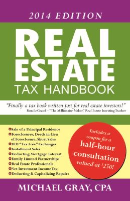 Real Estate Tax Handbook book cover